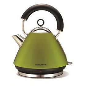 Morphy Richards - 1.7 L Pyramid Kettle - Oasis
