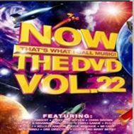 Now The DVD - Vol.22 - Various Artists (DVD)