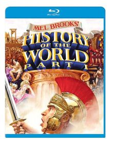 Mel Brooks' History Of The World - Part 1 (Blu-ray)