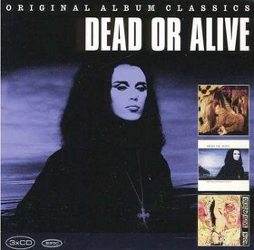 Dead Or Alive - Original Album Classics (CD)