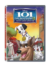 101 Dalmatians 2: Patch's London Adventure (DVD)