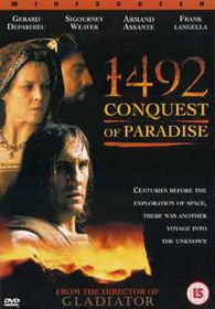 1492: Conquest of Paradise (Import DVD)