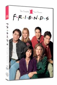 Friends The Complete First Series (DVD)