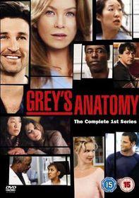 Grey's Anatomy Complete Season 1 (DVD)