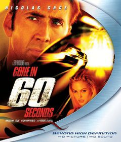 Gone in Sixty Seconds - (Blu-ray Disc)