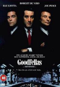 Goodfellas (Single Disc) - (DVD)