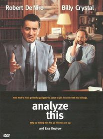 Analyze This - (DVD)