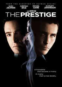 The Prestige (2006) - (DVD)