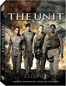 The Unit: Season 2 - (Region 1 Import DVD)