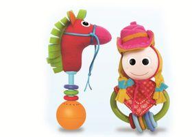 Yookidoo - Giddy up Gal Play Set