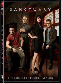 Sanctuary Season 4 (DVD)