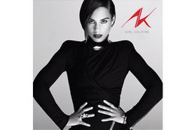 Keys Alicia - Girl On Fire (CD)