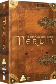 The Adventures of Merlin Season 1 (DVD)