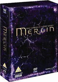 The Adventures of Merlin Season 3 (DVD)