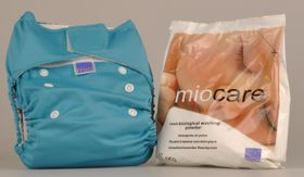 Miosolo flying saucer (blue) + Free Mio Care (Save R175)