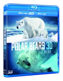 Polar Bears: Ice Bear (3D Blu-ray)