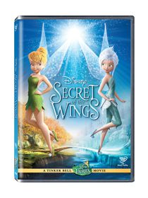 Tinkerbell: Secret of the Wings (DVD)