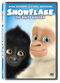 Snowflake The White Gorilla (DVD)