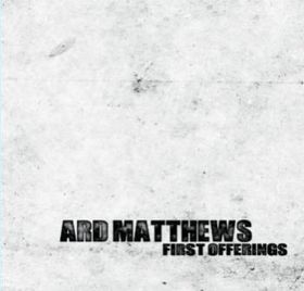 First Offerings (CD)