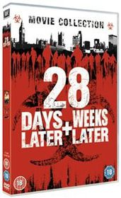 28 Weeks Later / 28 Days Later (Import DVD)