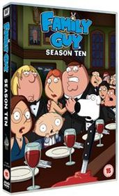 Family Guy: Season 10 (Import DVD)
