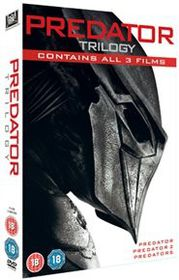 Predator Trilogy (Import DVD)