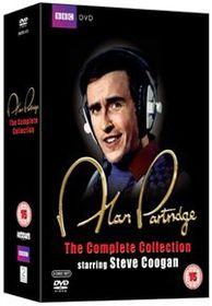 The Alan Partridge Complete Box Set [DVD] [1994]
