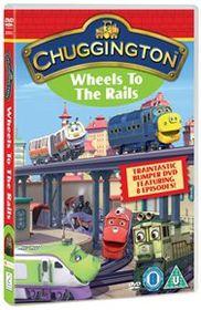 Chuggington: Wheels To The Rails (Import DVD)