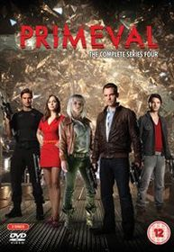 Primeval: The Complete Series 4 (Import DVD)