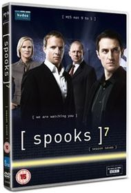 Spooks: The Complete Season 7 (Import DVD)