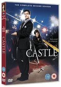 Castle: Season 2 (Import DVD)