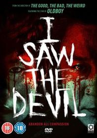 I Saw The Devil (Import DVD)