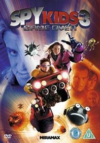 Spy Kids 3 - Game Over (Import DVD)