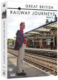 Great British Railway Journeys: Series 2 (Import DVD)