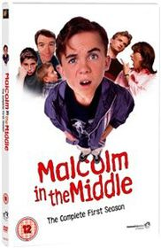 Malcolm in the Middle: The Complete Series 1 (Import DVD)