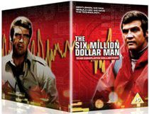 The Six Million Dollar Man: The Complete Collection (Import DVD)