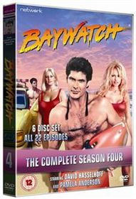 Baywatch: The Complete Series 4 (parallel import)