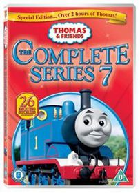 Thomas & Friends - The Complete Series 7 (Import DVD)