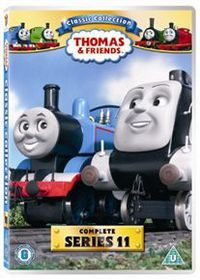 Thomas the Tank Engine and Friends: Classic Collection Series 11 (Import DVD)