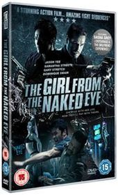 The Girl From The Naked Eye (Import DVD)