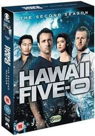 Hawaii Five-0: Season 2 (Import DVD)