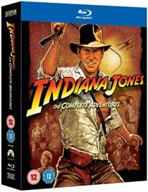 Indiana Jones: The Complete Collection (parallel import)