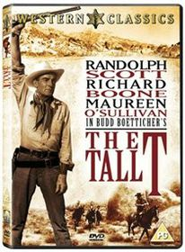 The Tall T (Import DVD)