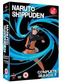 Naruto - Shippuden: Complete Series 1 (Import DVD)