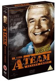 The A-Team: Series 3 (Import DVD)