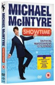 Michael Mcintyre: Showtime Live (DVD)