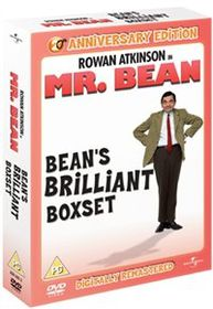 Mr Bean: Series 1 - Volumes 1-4 (parallel import)