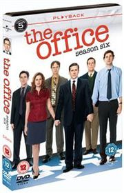 The Office - An American Workplace: Season 6 (Import DVD)
