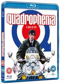 Quadrophenia (Import Blu-ray)