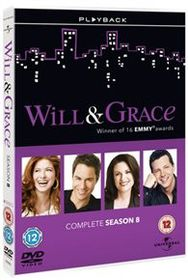 Will and Grace: The Complete Series 8 (parallel import)